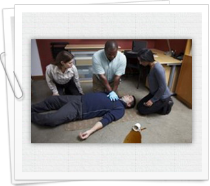 Study shows that relatives present during CPR bode well