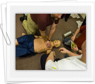 The effectiveness of the layperson CPR
