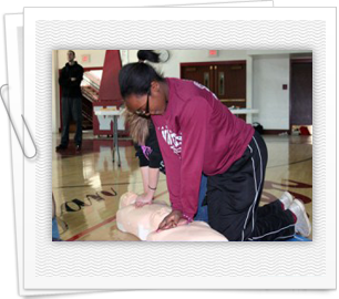 What by- standers need to do in case of a sudden cardiac arrest
