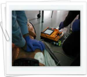 Compression-only CPR fit for preserving Brain functions