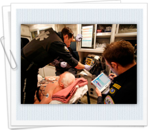 Outcome of cardiac arrest isn't influenced by interference