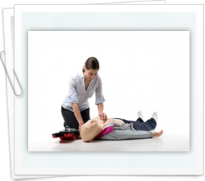 Lay person CPR guidelines on adults