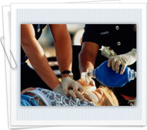 Lay person CPR guidelines on infants