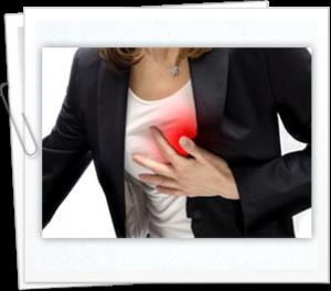 Relationship between gh-sensitivity cardiac troponin T and heart attack