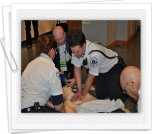 Contribution of other onlookers improves bystander CPR