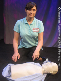 Cardiopulmonary resuscitation performance