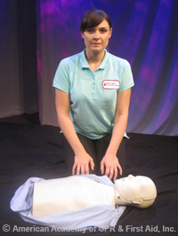 Importance of doing cpr to save a life