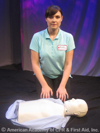 Learn how to do cpr