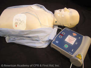 Start AED System